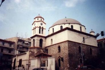 Джамия в Стария град Галерия Кавала