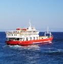До Кавала с ферибот